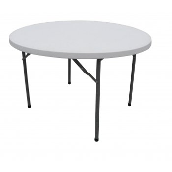 1.2m Round Heavy Duty Trestle Table