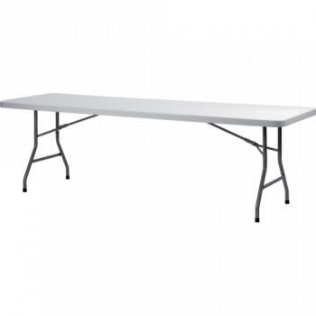2.4m Heavy Duty Trestle Table (Hire)