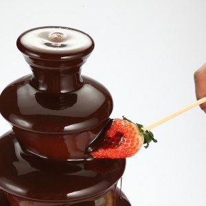Chocolate Fountain 4 Tier (Hire)
