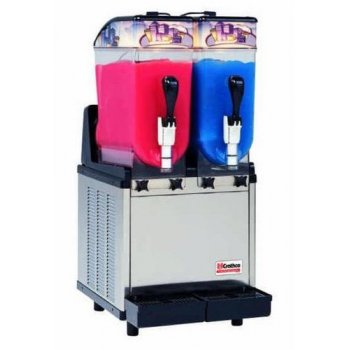 Double Bowl Slushie Machines (120 servings) Hire