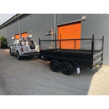 10x5ft Tandem Trailer Hire