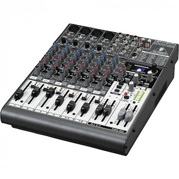 Behringer 1204FX 12 Channel PA Mixer