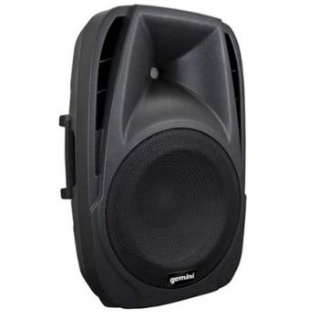 "Gemini 15"" Speaker (with Bluetooth and AUX) Hire"