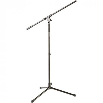 Heavy Duty Adjustable Microphone Stand (Hire)