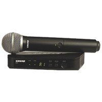 Professional Wireless Microphone System (Hire)
