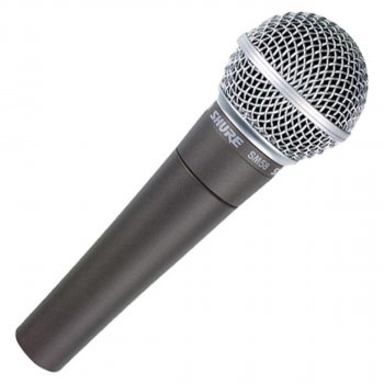 Shure SM58 Wired Microphone (Hire)