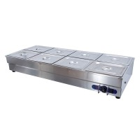 Large Bain Marie Food Warmer 8 Pan (Hire)