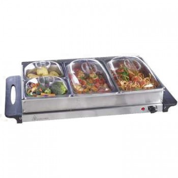 Entree Bain Marie Food Warmer