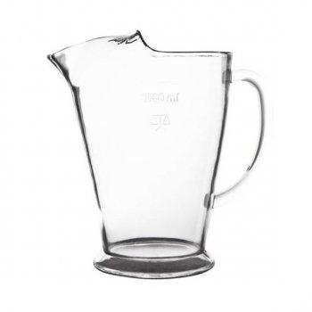 Beer/Juice Jug 1140ml (Hire)