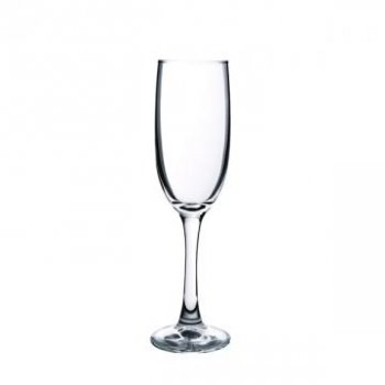 Champagne Flute Glass 190ml (Hire)