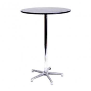 Aluminium Bar Table (Hire)