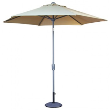 Market Umbrella with Base 2.5m