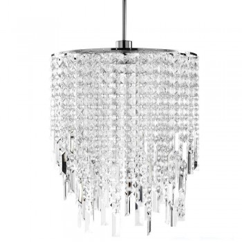 Elegant Crystal Chandelier (Hire)