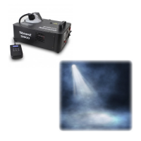 Large Fog Machine with Fluid HIRE