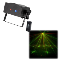 Red/Green Star Laser HIRE