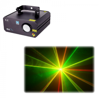 Red Green Yellow Laser HIRE