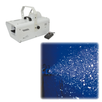 Snow/Foam Machine 1200w HIRE